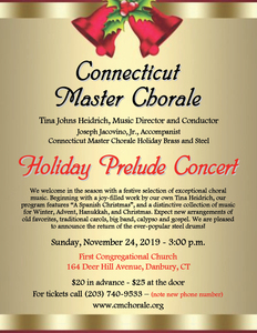 Annual Holiday Prelude Concert: