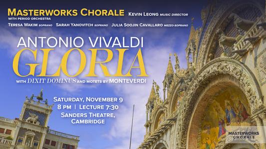 Vivaldi Gloria and More