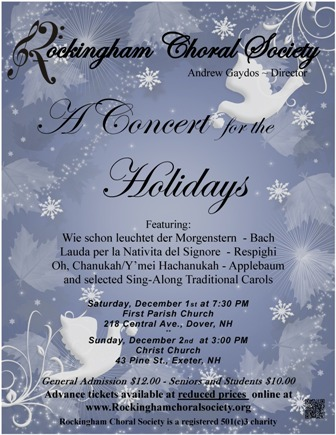 A Concert for the Holidays