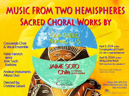 Music from Two Hemispheres