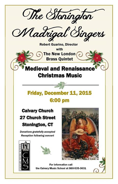 Medieval and Renaissance Christmas Music with brass
