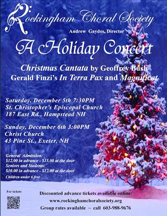 A Holiday Concert