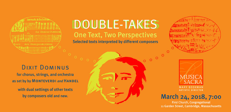 Double Takes: One Text, Two Perspectives