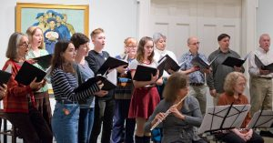 Music in the Museum: Paintings in Song