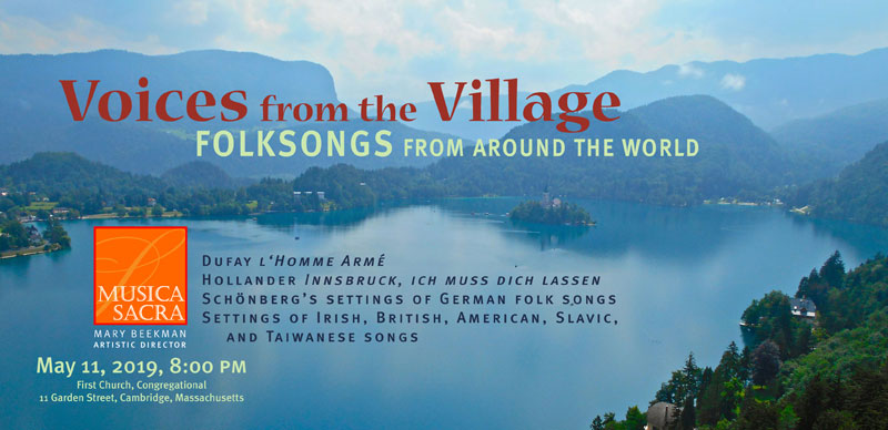 Voices from the Village: Folksongs from Around the World