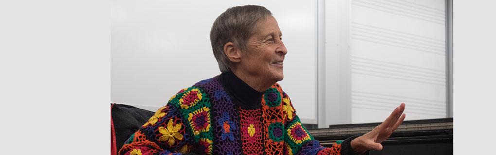 Gwyneth Walker, 2018 Lifetime Achievement Award Recipient